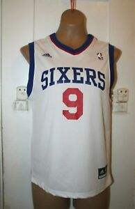 e4fe8df3c Image is loading ADIDAS-Vintage-Andre-Iguodala-Jersey-Philadelphia-76ers- Sixers-