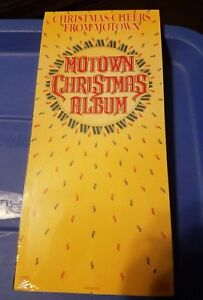 Motown Christmas Music.Details About Motown Christmas Album Christmas Cheer Cd Music New Sealed 1989