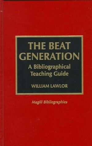 The Beat Generation by Lawlor, William