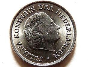 1964-Netherlands-Ten-10-Cent-Coin
