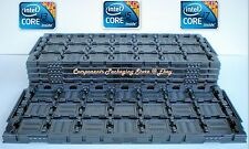 Socket H LGA 1156 1155 CPU Tray for Core i7 i5 i3 Processors  - 10 Fit 210 CPU'S