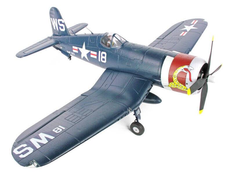 F4U Corsair  PNP con ritrae (1100mm) - Arrows Hobby scala RC Aereo da caccia WW2  prezzo basso