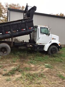 1997 Ford F 750