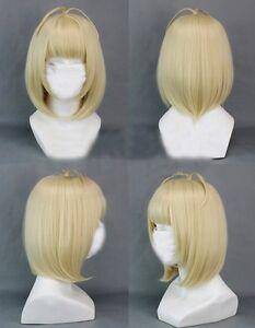 Exorcist-Shiemi-Moriyama-Short-Blonde-Cute-Party-Cosplay-Wig-Free-GIFT