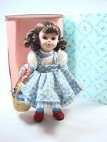 Vintage Madame Alexander Wizard Of Oz Dorothy With Toto In The Basket 2000
