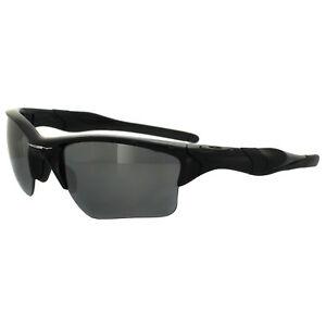 35055fc23b0 Oakley Sunglasses Half Jacket 2.0 XL Polished Black Iridium ...