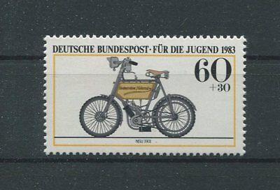 Brd Abart 1169 Dd Doppeldruck ** Error Double Print! Nicht Im Michel! Rar H1948