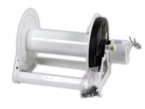 Hannay-Electric-Power-Rewind-Sprayer-Hose-Reel-E1526-17-18RT