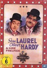Stan LAUREL & Oliver HARDY (Dick & Doof) und Freunde (2) + DVD 306 Minuten + NEU