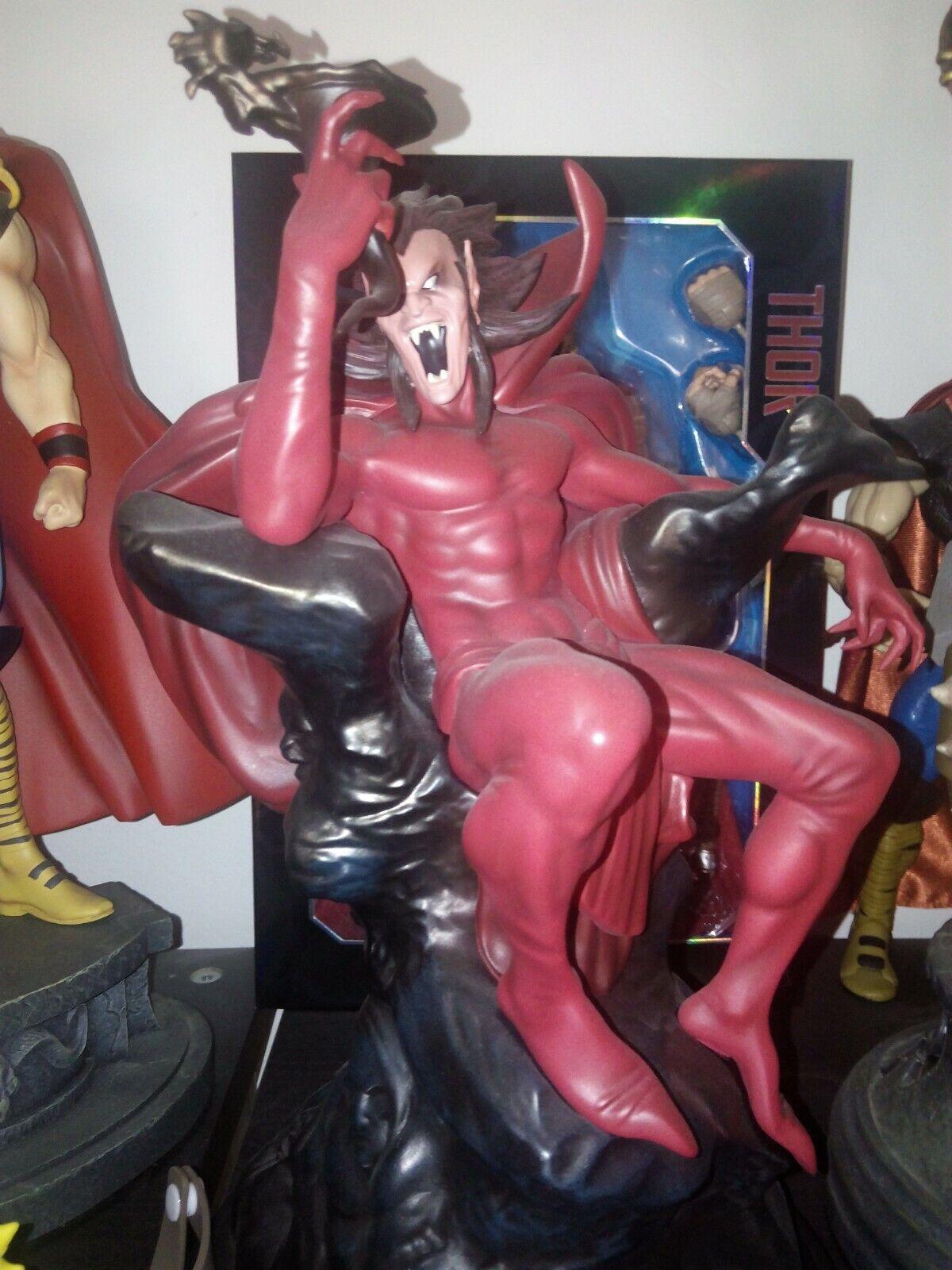 Mephisto,Marvel Randy Bowen limited statue