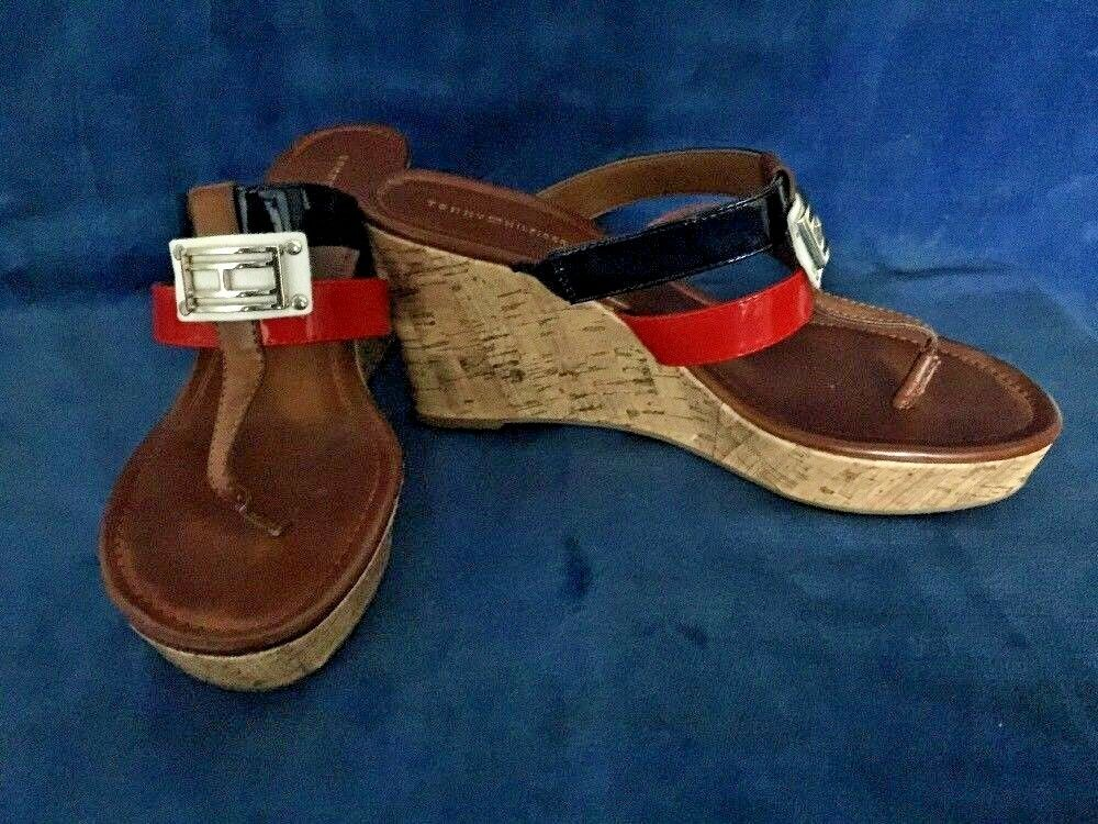 SALE @ TOMMY HILFIGER Mili Sandals Clogs Wedges H… - image 7