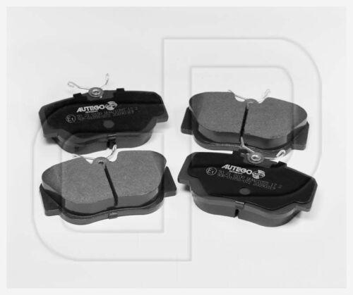 Bremsbeläge Bremsklötze MERCEDES 190er W201 vorneVorderachse