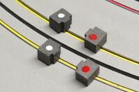 Hcs Amg Pro-10™ Tyco 440x2 Ho Slot Car Traction Magnets - 2 Pairs Design