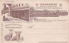 * BOLOGNA - Testatina Pubblicitaria Garagnani Primo Augusto Porcellane