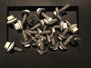 Tec Phillips Truss Washer Head Black Epoxy lath 50  8 x 3//4 Self Drilling