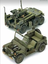 Academy 1/35 M151A2 with Tow Missile Launcher C13406 NIB 13406