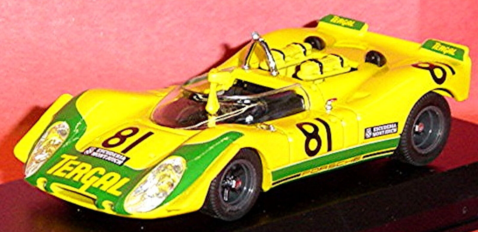 PORSCHE 908 2 temporada 1969 J. FERNANDEZ FERNANDEZ FERNANDEZ 81 1 43 Best Model 67c0c9