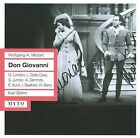 Wolfgang Amadeus Mozart: Don Giovanni (CD, Nov-2009, 3 Discs, Myto Records)