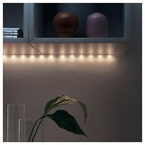 Details About Ikea Led Lighting Strip Ledberg White 75cm 2700k Warm 104 009 36 Uk Bmc