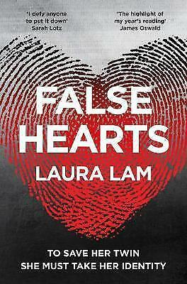 1 of 1 - False Hearts by Laura Lam (Paperback, 2017)