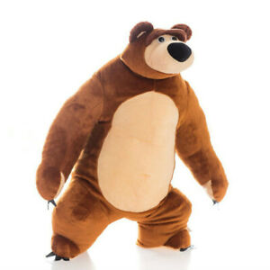 16-034-Masha-and-the-Bear-Toy-Stuffed-Animal-Cartoon-Masha-y-El-Oso