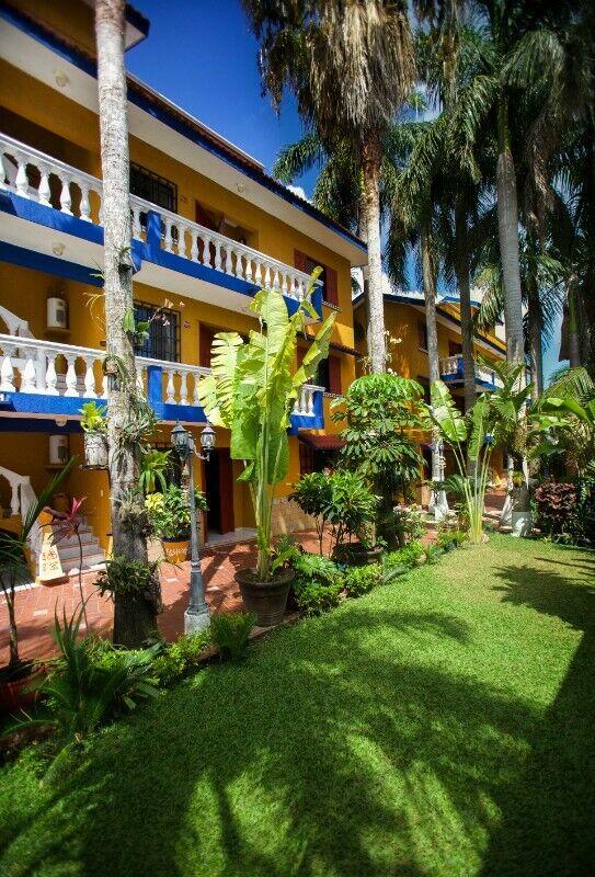 Hermoso departamento amueblado en el centro de Cozumel a solo 4 cuadras del mar
