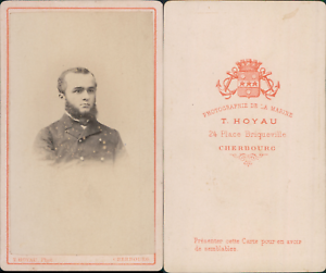 Hoyau-Cherbourg-Portrait-homme-avec-des-favoris-en-uniforme-circa-1870-CDV-vi