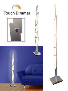 Stehlampe Wohnzimmer Dimmbar Leselampe Design Stehleuchte Buro Lampe 25w Led Ebay