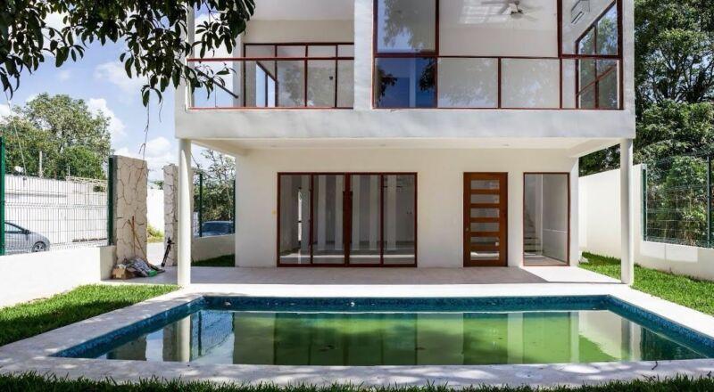 Casa en venta en El Tigrillo, Playa del Carmen
