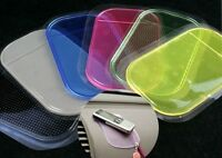 2Pcs Car Dashboard Magic Anti-Slip Non-slip Sticky Pad Mat for Cell Phone Holder
