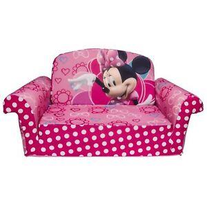 Marshmallow Furniture Children S 2 In 1 Flip Open Foam Sofa Disney