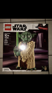 75255 LEGO Star Wars Yoda NEW SEALED Yoda 75255 Building Model Lightsabre