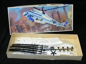 Model-Helicopter-Kit-Plasticart-1-100-MI-10K-Orig-Packaging