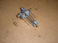 Sediment Fuel Bowl For Ih Farmall H M 300 400 450 560 706 Massey Ha 21 5 8