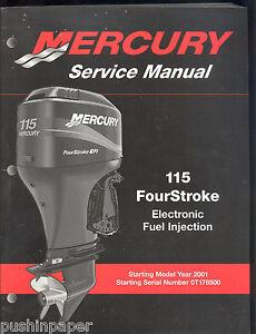mercury 115 efi 4 stroke manual user guide manual that easy to read u2022 rh sibere co ELPT Motor Mercury 25 ELPT 4 Stroke