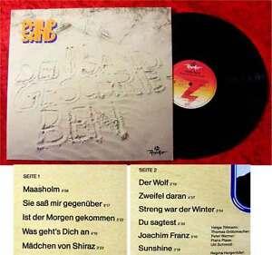 LP Philip Sand: In den Sand geschrieben (1982)