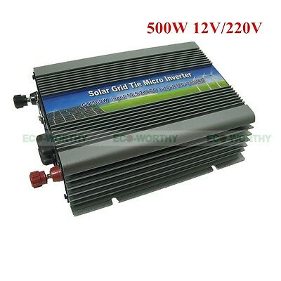 1.2KW 1KW 600W 500W 300W Waterproof Mirco Grid Tie Inverter with MPPT Function