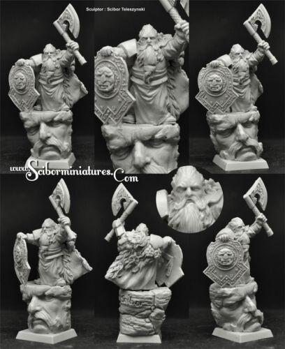 28mm//30mm Dwarf Durgim Scibor Miniatures