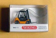 HO 1:87 Wiking # 66301 Still R-70-25 Forklift Construction Equipment