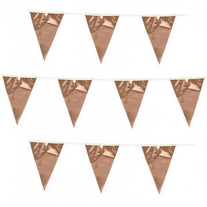 Rose-Gold-Bunting-Baby-Shower-Banner-Garland-Birthday-Party-Decorations