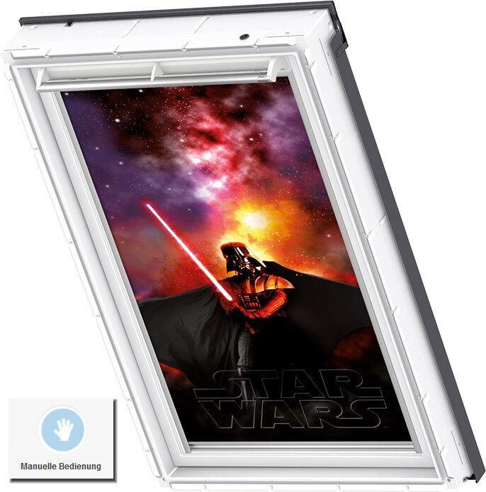 VELUX Star Star Star Wars Verdunkelungsrollo - Bedienart  Manuell per Griffleiste   Online-verkauf  583607