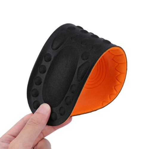 Details about  /Black Portable New Useful 1 Pair Unisex Sports High Performance Insoles Support√