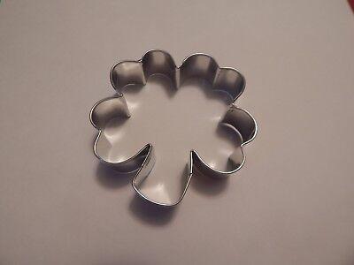 "USA Ann Clark Mushroom  3 3//8 /"" Cookie Cutter  Tin Plated Steel"