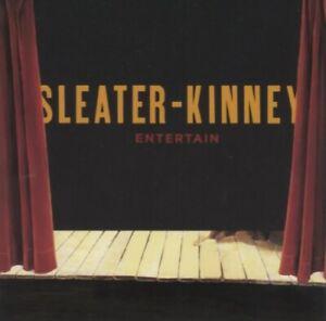 Sleater-Kinney-Entertain-CD Single