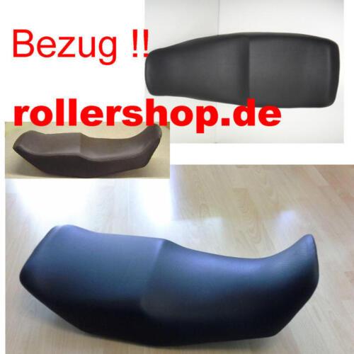 K 75 Standard Sitzbank Sitzbankbezug für BMW K 100 LT und K 100 RS