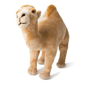 WWF-Plueschfigur-Dromedar-38-cm-Mach-den-Unterschied