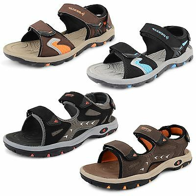 Mens Sports Dunlop Sandals Holiday Casual Comfort Walking Hiking Gents Shoes