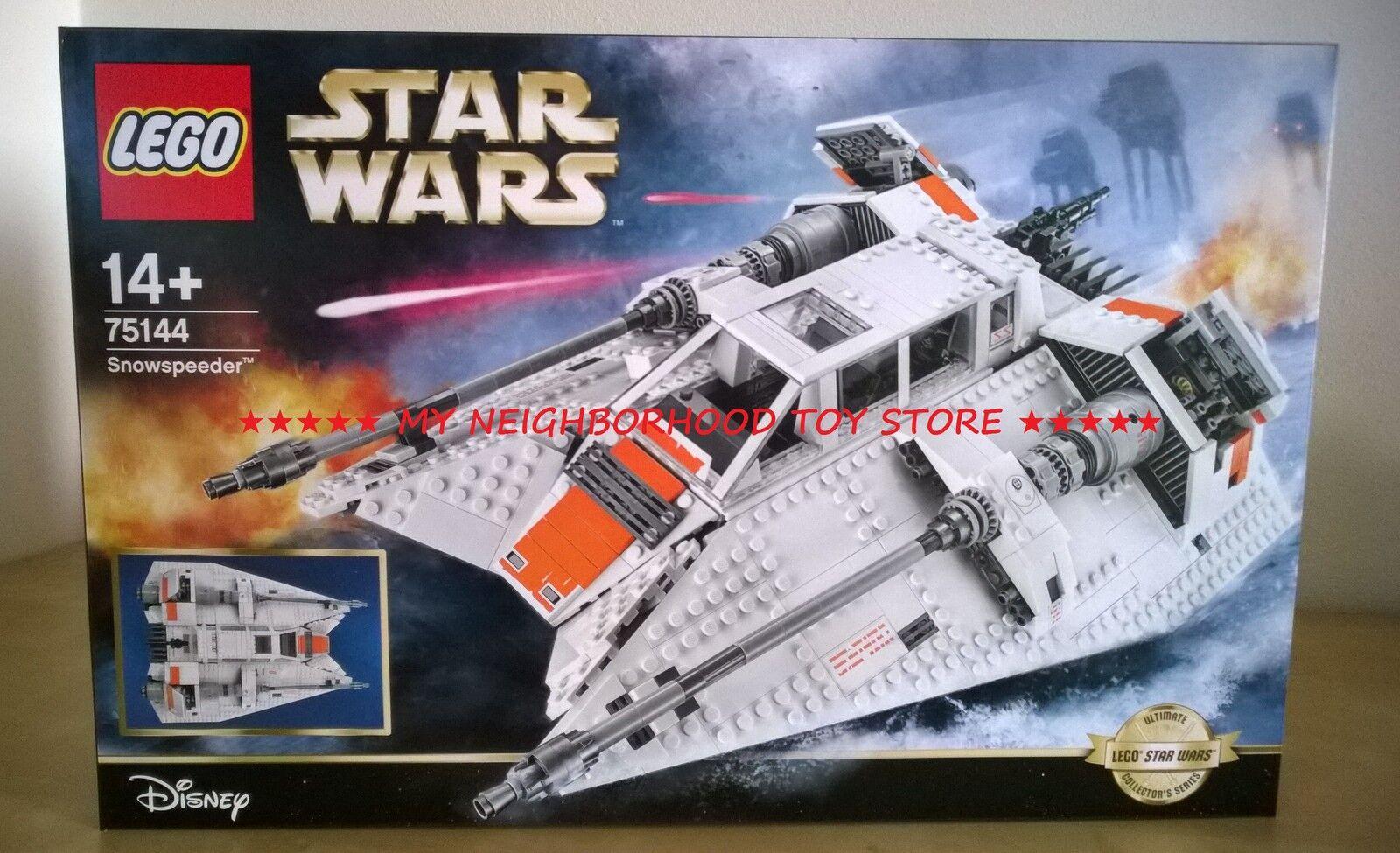 PRONTA CONSEGNA - LEGO 75144 UCS STAR WARS™ SNOWSPEEDER™ - NOVITÀ ESCLUSIVA