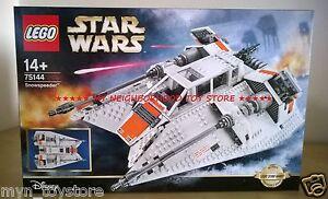 Livraison rapide - Lego 75144 Nouvelles exclusives de Starks ™ Snowspeeder ™ d'Ucs
