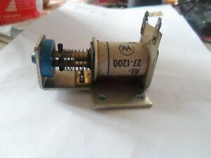 A-16445 lever coil assembly - Judge Dredd Pinball - drop target